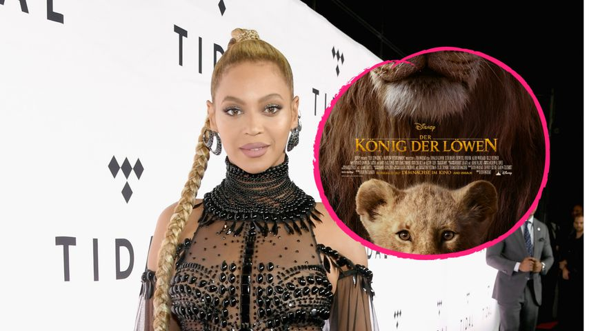 """""""König der Löwen""""-Teaser: Hier spricht Beyoncé Löwin Nala!"""