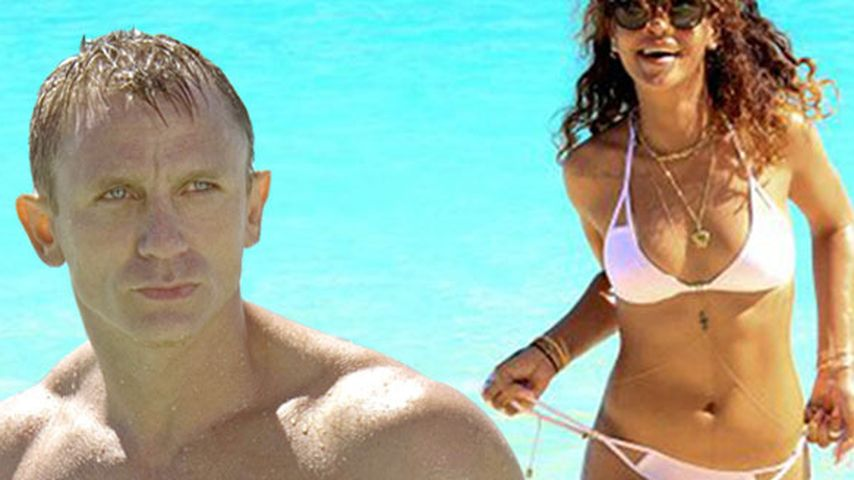 Daniel Craig: Rihanna wäre ein gutes Bond-Girl