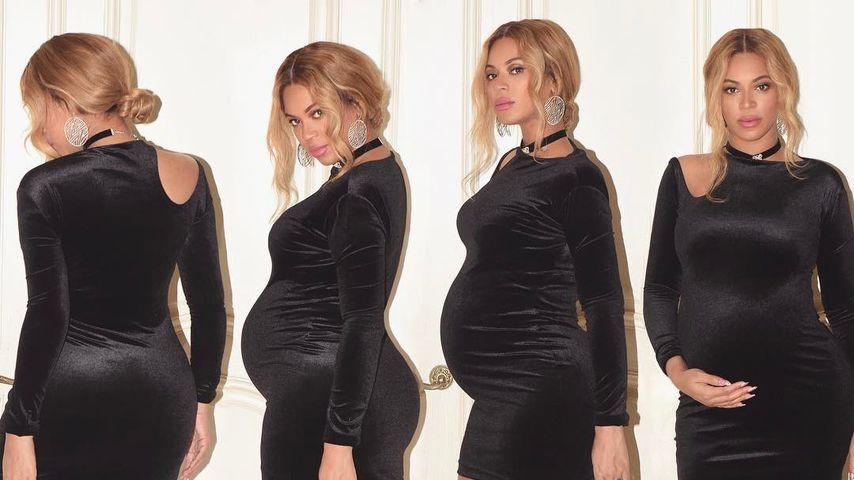 Style-Queen mit Baby-Bauch: Beyoncé versprüht Mama-Glamour!