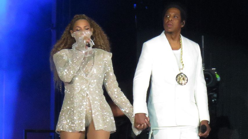 """Beyoncé und Jay-Z bei der """"On the Run II""""-Tour 2018"""