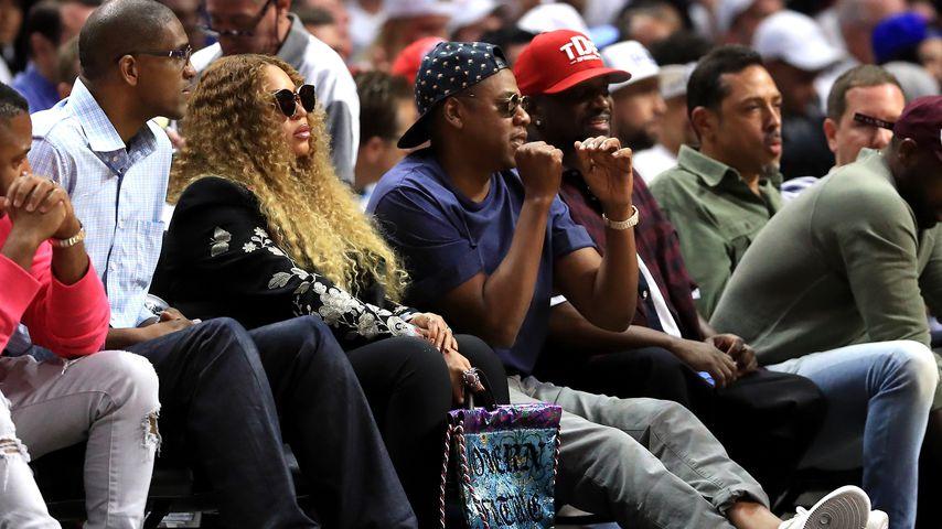 Hochschwanger beim Date: Beyoncé & Jay-Z genießen Auszeit