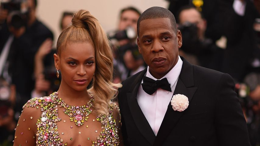 Beyoncé und Jay-Z bei der Costume Institute Benefit Gala
