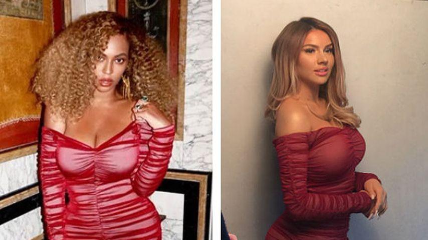 Style-Twins Beyoncé & Shirin David: Wem steht's denn besser?