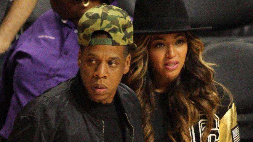Ehe-Krise? Beyoncé verbannt Jay-Z von der Welttournee