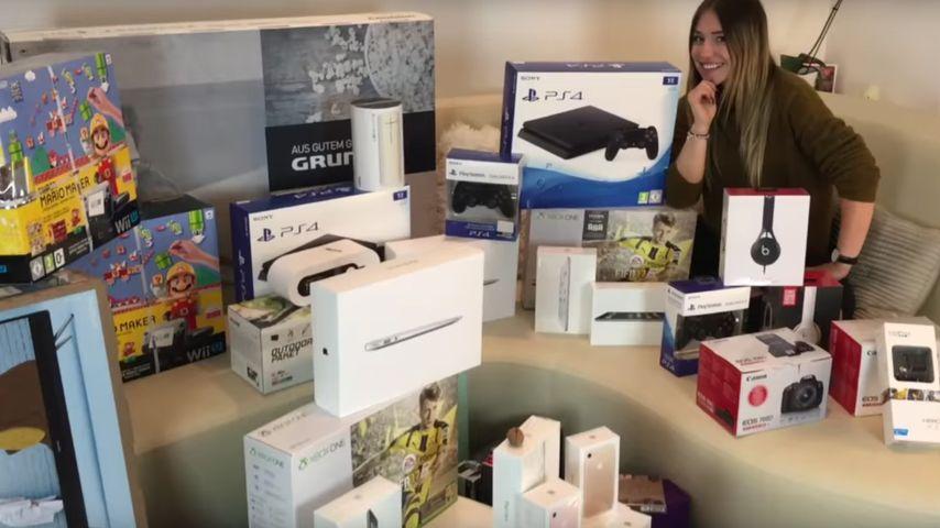 Unfassbarer Luxus-Einkauf: YouTube-Bibi spielt Advents-Engel
