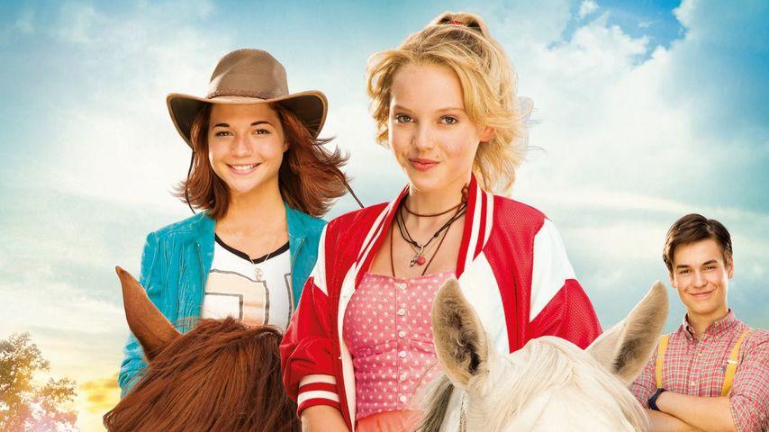 "Lisa-Marie Koroll und Lina Larissa Strahl in ""Bibi und Tina"""