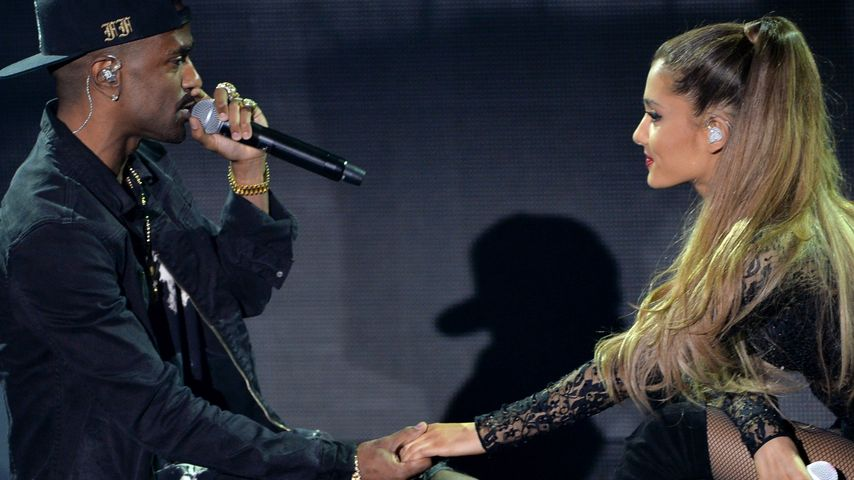 Ariana Grande: Das sagt sie zu den Liebesgerüchten