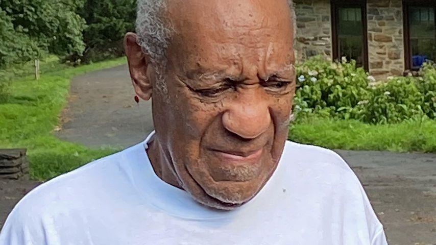 Bill Cosby nach seiner Freilassung
