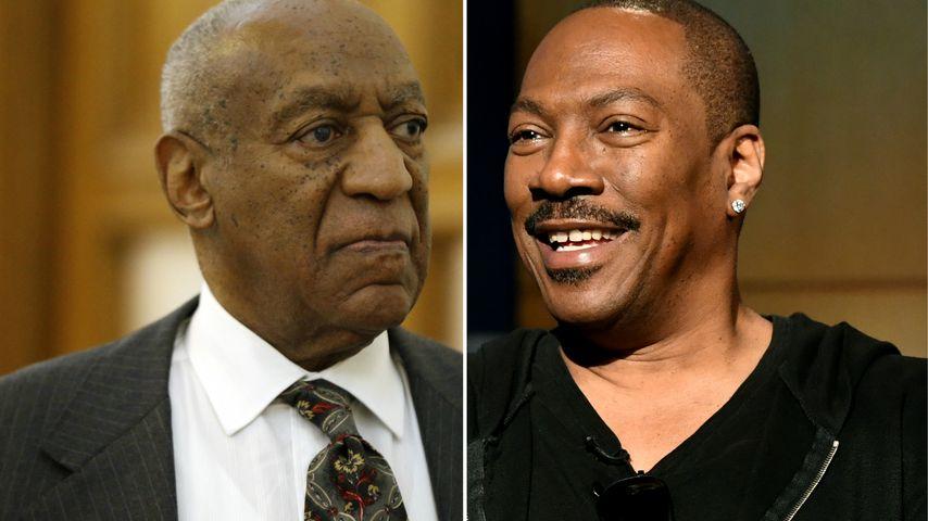 """Nach TV-Diss: Cosby nennt Eddie Murphy """"Sklave Hollywoods"""""""