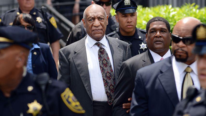 Bill Cosby nach einer Anhörung in Norristown, Pennsylvania