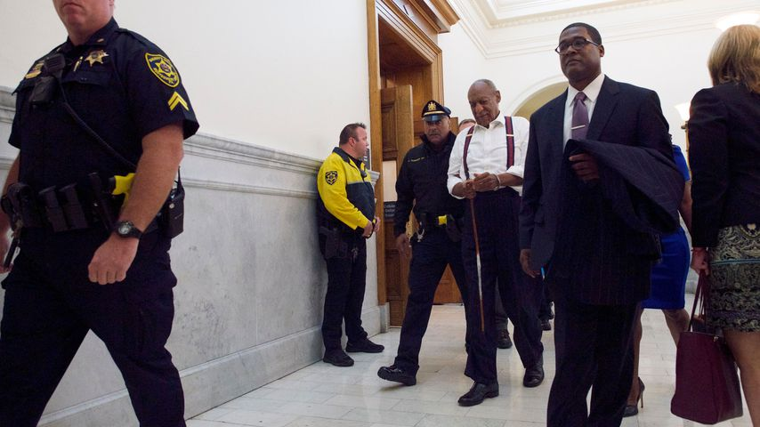 Schauspieler Bill Cosby nach seiner Verurteilung