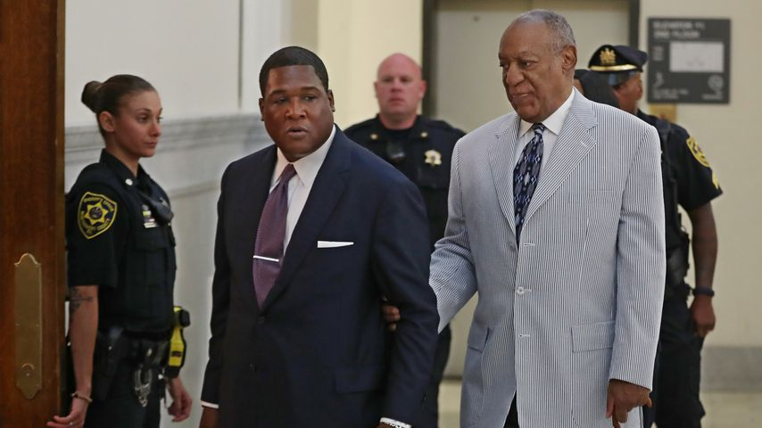 Bill Cosby im Montgomery County-Gericht in Pennsylvania