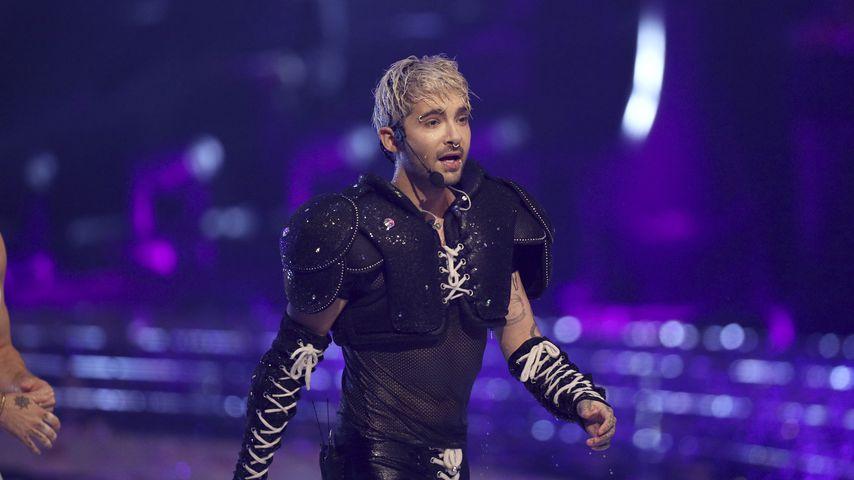 Bill Kaulitz beim GNTM-Finale 2019
