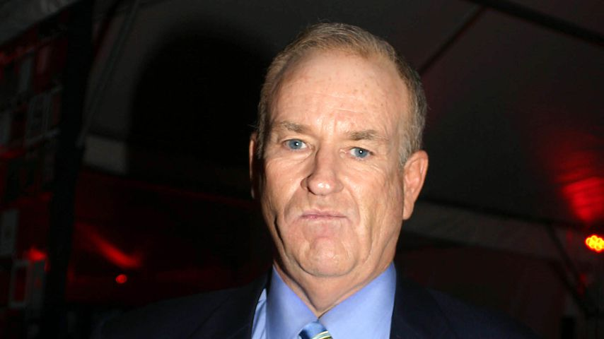 Bill O'Reilly nach seinem Rauswurf bei Fox News