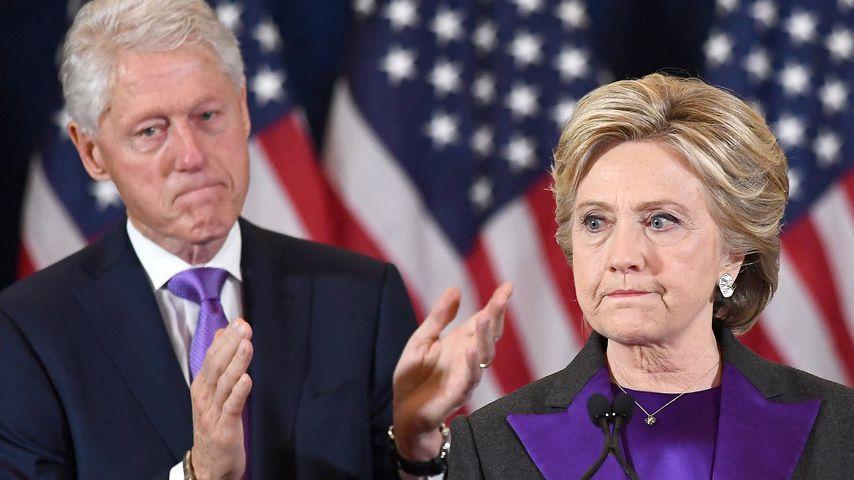 Nach US-Wahlergebnis: Hillary Clinton ist am Boden zerstört