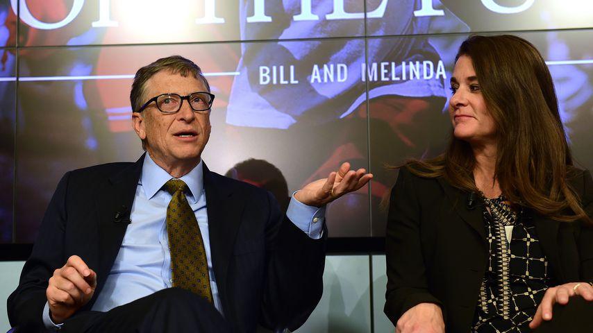Endlich amtlich: Bill und Melinda Gates' Scheidung ist durch