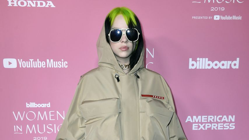 Billie Eilish bei den Billboard Women In Music 2019