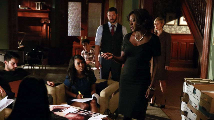 "Szene aus ""How to Get Away with Murder"" (Staffel 1)"