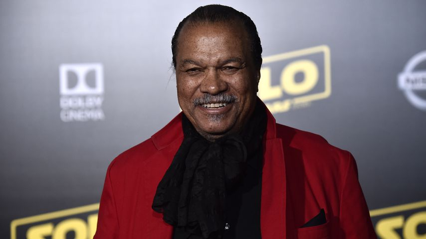 """Star Wars""-Sensation: Billy Dee Williams als Lando zurück!"