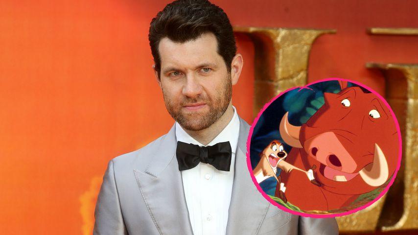 """Billy Eichner: """"König der Löwen""""-Timon & Pumbaa echt schwul?"""