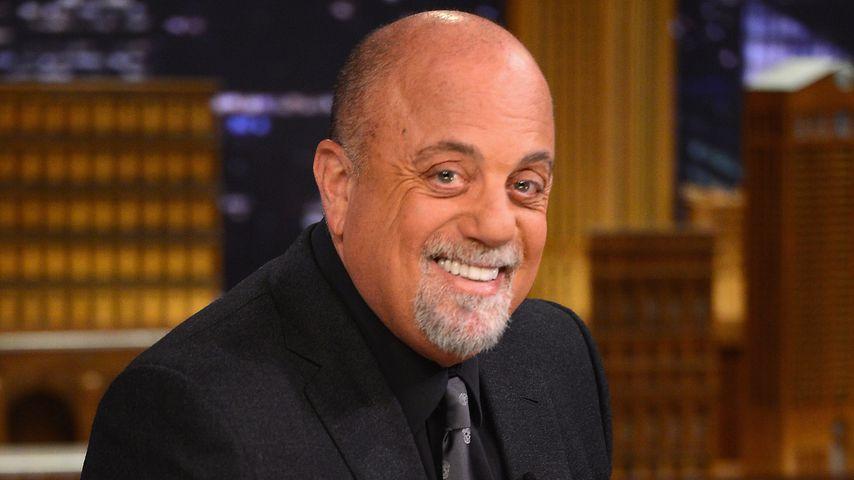 Baby mit 65 Jahren: Billy Joel wird bald Senior-Daddy!