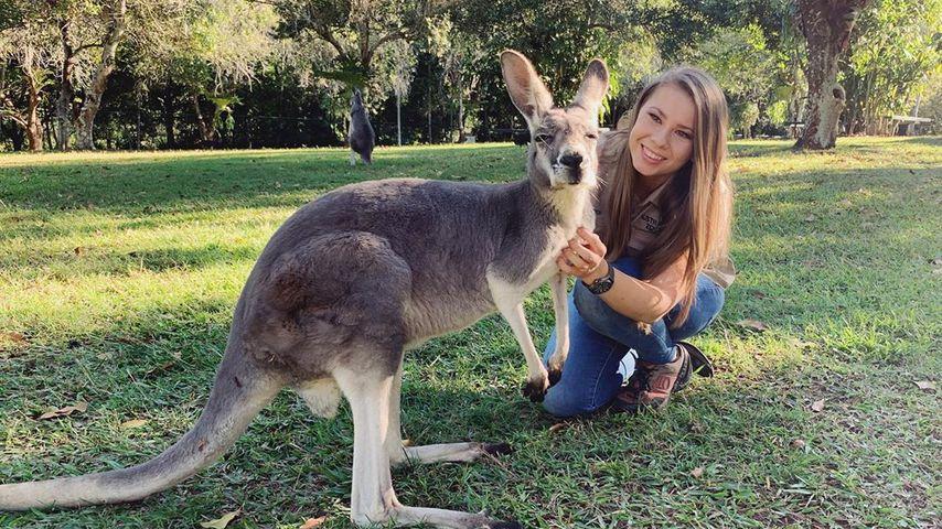 Bindi Irwin, Tochter von Steve Irwin