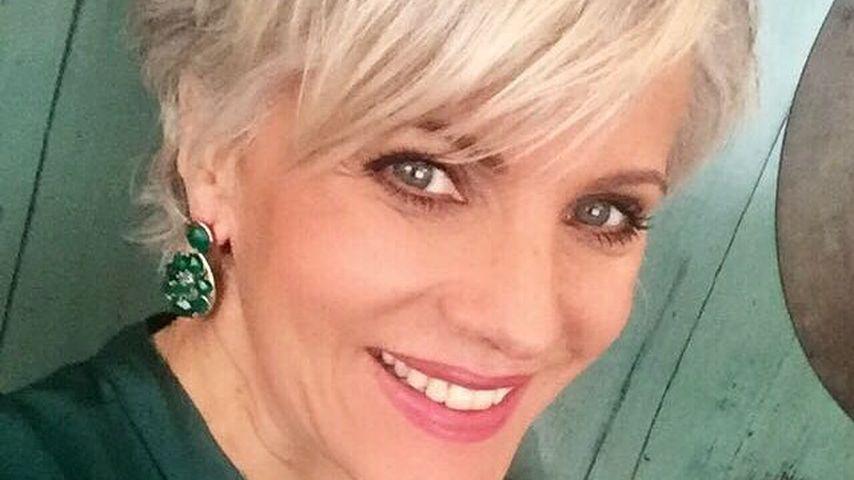 Mit 36: Birgit Schrowange am Anfang ihrer RTL-Karriere grau!