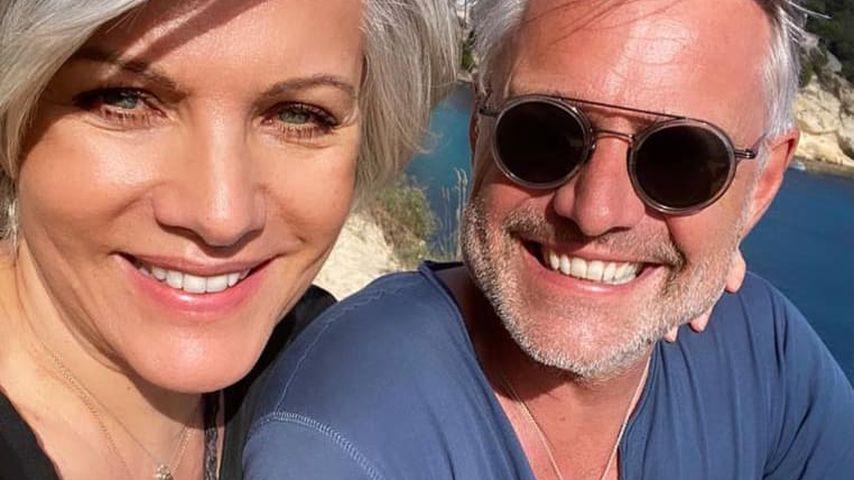 Superselten: Birgit Schrowange teilt Pärchen-Pic im Netz