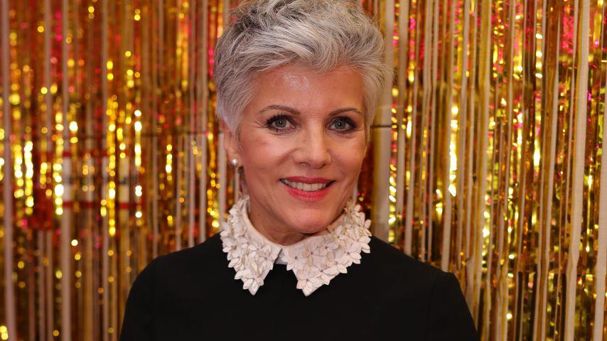 Birgit Schrowange beim Deutschen Komikerpreis in Düsseldorf im März 2019