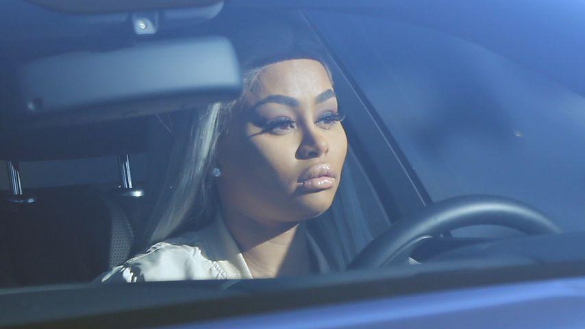 Nach Unfall-Drama: Hat Blac Chyna Fahrerflucht begangen?