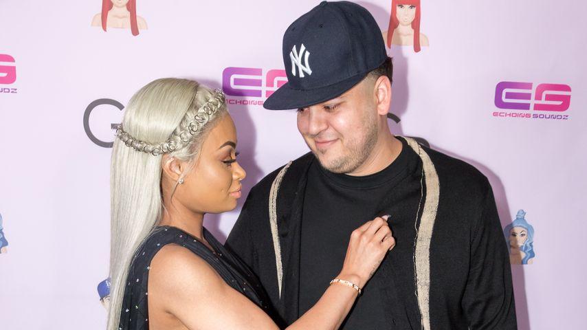 "Tyga auf 180: Sohn King Cairo nennt Rob Kardashian ""Daddy""!"