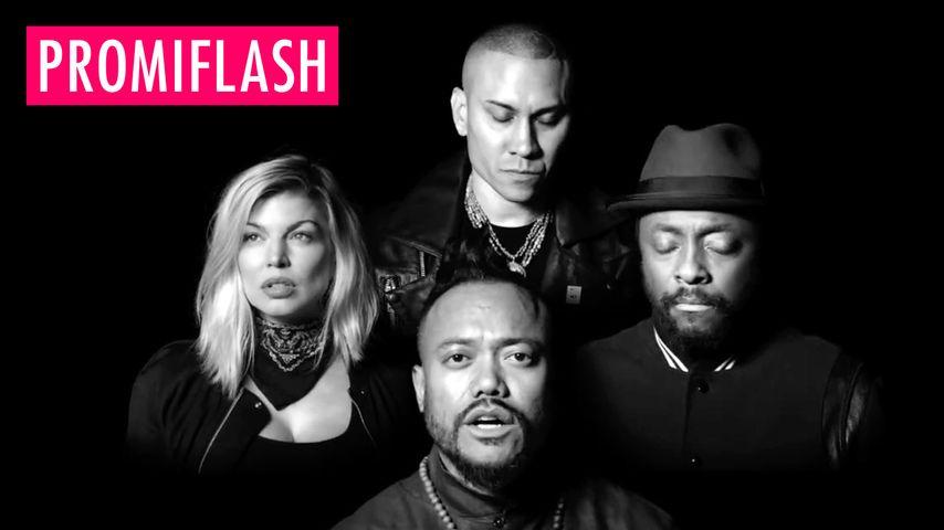 Black Eyed Peas sind zurück