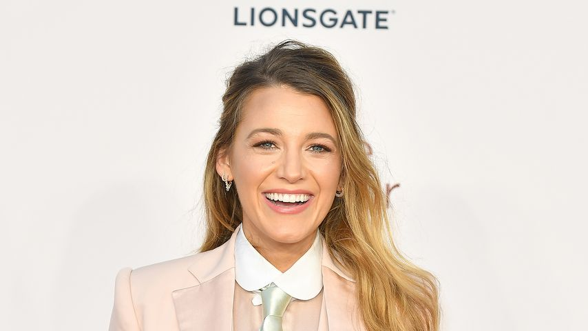 "Blake Lively bei der UK-Premiere von ""A Simple Favor"""