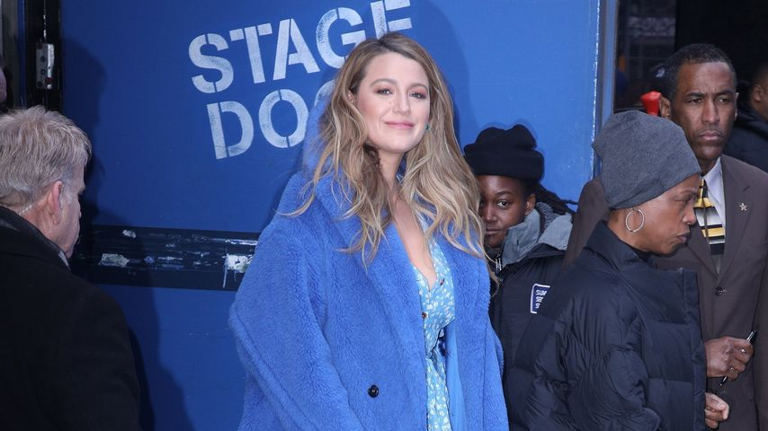 Blake Lively in New York, Januar 2020