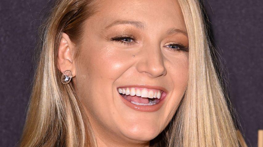 Wow-Auftritt nach Geburt: Blake Lively zurück im Blitzlicht