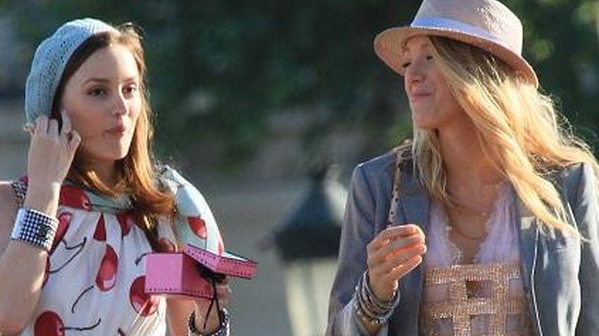 Steigt Leighton Meester bei Gossip Girl aus?