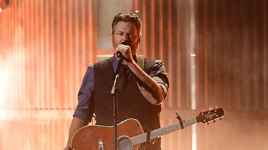 Blake Shelton bei einem Auftritt im November 2019