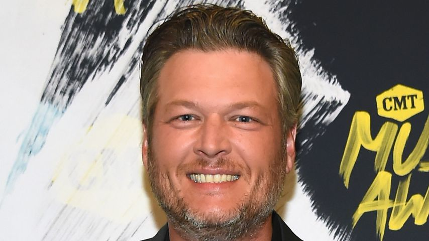 Blake Shelton bei den CMT Music Awards 2018 in Nashville
