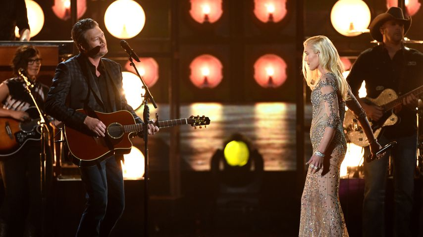 Blake Shelton und Gwen Stefani bei den Billboard Music Awards 2016 in Las Vegas