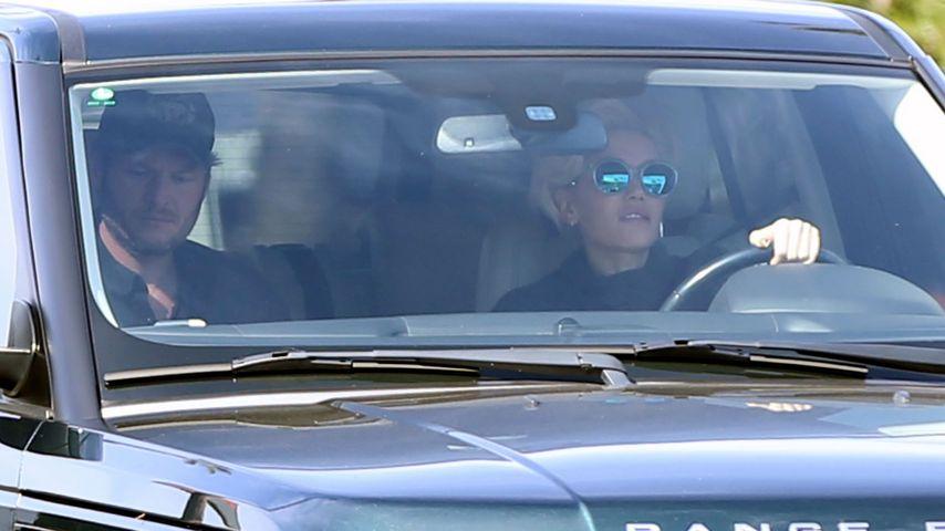 1. Bilder: Hier zeigen sich Gwen Stefani & Blake Shelton
