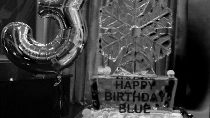 Winter-Wunderland: Blue Ivy feiert eine Eis-Party