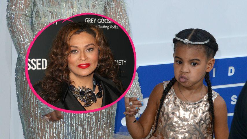 Strenge Mini-Diva: Blue Ivy weist ihre Oma Tina zurecht!