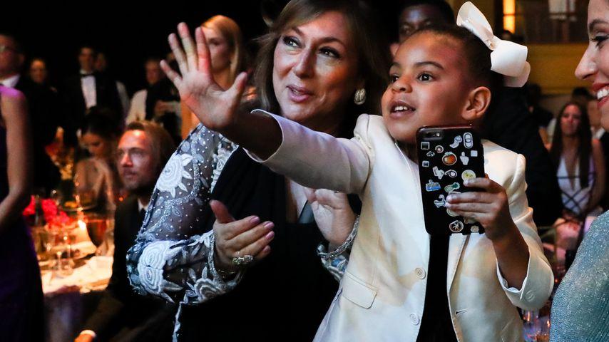 2 Geschwister für Blue Ivy: Beyoncés Tochter total aufgeregt
