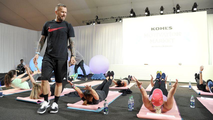 Fitness-Guru Bob Harper