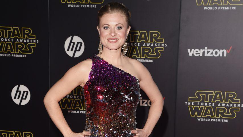"""Bonnie Piesse bei der """"Star Wars: Das Erwachen der Macht""""-Premiere"""