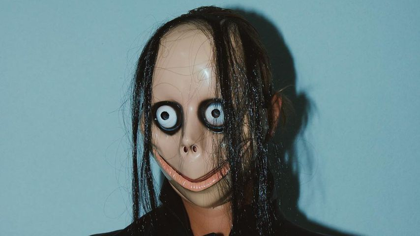 Bonnie Strange an Halloween 2019