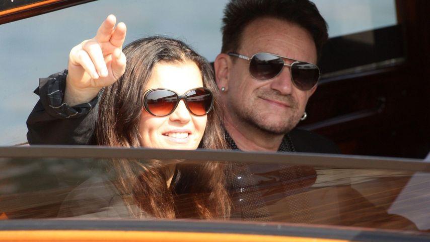 Bono schwärmt: So toll war George Clooneys Heirat