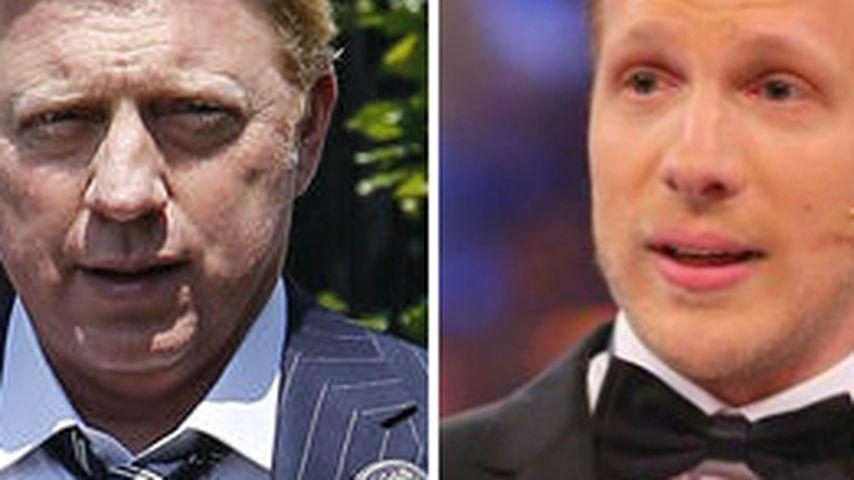 Promi-Duell: Hat Boris etwa gegen Olli gewonnen?