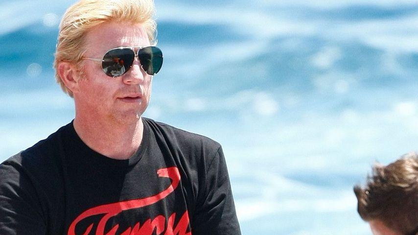 Boris & Lilly Becker auf Spritztour in Cannes