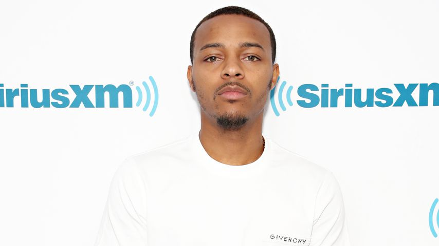 Bow Wow in den SiriusXM Studios in New York